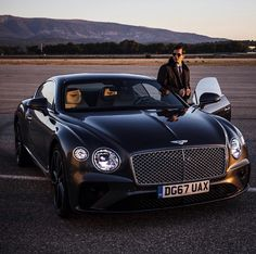 Likes, 222 Comments - Tom Claeren Bentley Motors, Bentley Car, My Dream Car, Dream Cars, Supercars, Bentley Continental Gt Convertible, Rich Cars, Car Poses, Lux Cars