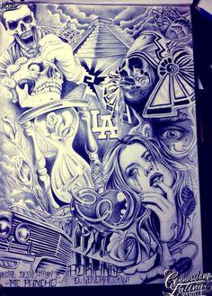 lowrider arte | Tumblr