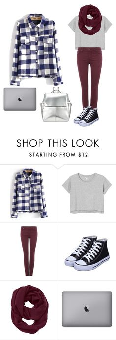 """""""TUMBLR FALL GIRL OUTFIT"""" by iulia-cristea ❤ liked on Polyvore featuring Monki, 7 For All Mankind, Athleta, Kin by John Lewis, tumblr and fall2015"""