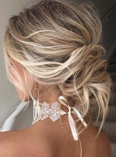 49 Stunning Undone Updos You Need to Try in 2018. Check out here the amazing undone updos worn by the top celebrities around the world. Undone is one of the easy and perfect updo style for women who are searching for modern bun hairstyles. We are going to post here our most loving and favorite ideas of undone bun updos so that you may get some kind of unique styles of bun in 2018.