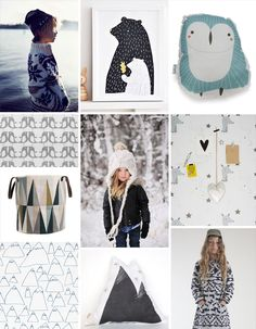Children's Trend: Nordic Ice
