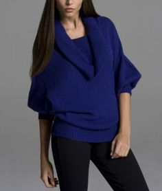 Fall Trend: Dolman Sleeves - The Budget Babe