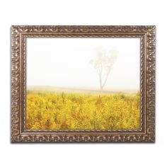 Jenny Newland 'Collies 1' Ornate Framed Art