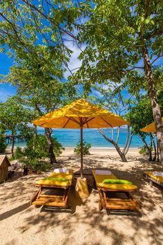 Beach perfection at Six Senses Ninh Van Bay in Vietnam!