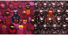 Banksy & Os gêmeos