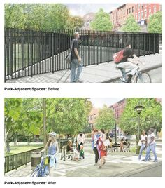NYC Parks seeks to lower barriers to accessing the city's green spaces, with major revisions planned and a new design philosophy going forward.