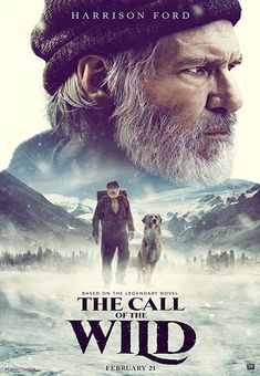 Call of the Wild. Directed by Chris Sanders. With Karen Gillan, Harrison Ford, Bradley Whitford, Dan Stevens. A sled dog struggles for survival in the Alaskan wild. Films Netflix, Films Hd, Dan Stevens, 2020 Movies, Hd Movies, Action Movies, Indie Movies, Upcoming Movies 2020, Disney Movies