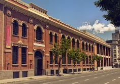 Museo de Arte Moderno, San Telmo