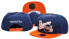 Chicargo Bears Mitchell And Ness Snapbacks 056 9499|only US$8.90