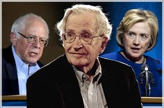 Noam Chomsky's right about Hillary Clinton – but he's wrong that Bernie can't win #Politics #iNewsPhoto