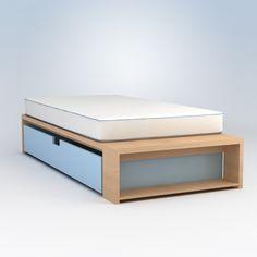 Alex Platform Bed