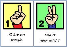 Juf Laidya's klasideetjes: Posters voor de klas