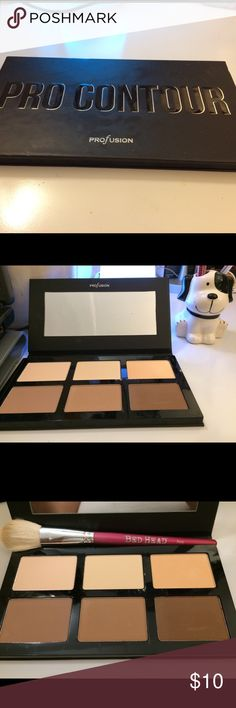Pro Contour Palette (New) Pro Contour Palette (New) opened not used Profusion Makeup