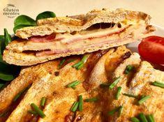 Szafi Free szénhidrátcsökkentett töltött szendvics (gluténmentes, tejmentes, élesztőmentes, szójamentes) – Éhezésmentes karcsúság Szafival Sandwiches, Healthy, Free, Paninis