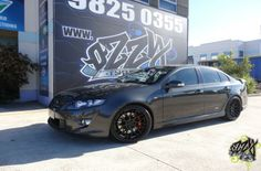 Ford FPV F6 Rims & Mag Wheels