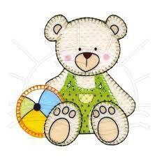 Resultado de imagem para desenho de urso