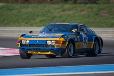 Ferrari 365 GTB/4 Daytona Group 4 (Chassis 13219 - 2014 Dix Mille Tours) High Resolution Image
