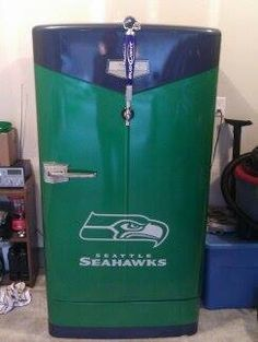 I spy #12 Wanted to submit my Seahawk Kegerator that I built my self. Go hawks! Thanks Stuart Satterlee