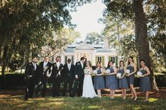 Photography: Mira Photographs - miraphotographs.com/  Read More: http://www.stylemepretty.com/2014/10/20/south-carolina-lowcountry-wedding-at-oldfield/