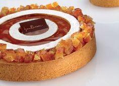 tarte a l'orange Gourmet Desserts, Orange, Cheesecake, Sweets, Candy, Food, Video, Mousse, Halloween