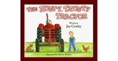 The Rusty, Trusty Tractor Book Review