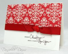 Cute and simple for the holidays, Danielle Daws