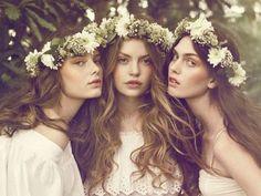 FlowerS ON Hair