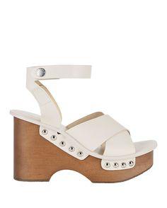 Shop the Rag & Bone Hester Wood Platform Wedge Sandals & other designer styles at IntermixOnline.com. Free shipping +$150.