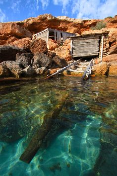 Summer escape Mediterranean Sea Ibiza ♥ amberlair.com #boutiquehotel #luxurytravel