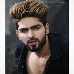 Jubin Shah, Beard Styles, Hair Styles, Rock Hairstyles, Boys Dpz, Sad Love, Girls Image, Hair Art, Happy Sunday