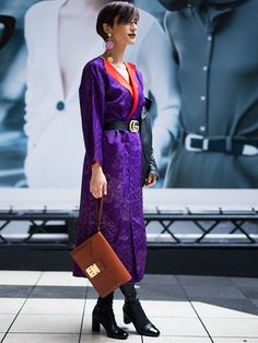 Boredom Buster: Just Look at These 25 Japanese Street Style Looks via @WhoWhatWearUK
