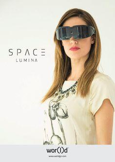 Conozca la Space Lumina Glasses de Wor(l)d Global Network , y beneficiese de todas las prestaciones que ofrece