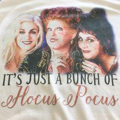 Hocus Pocus Halloween Shirt - Sanderson Sisters I Put a Spell on You - Unisex Baseball Tee