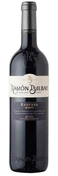 Lo has probado....mmmm,Ramón Bilbao Reserva 2006 ;)