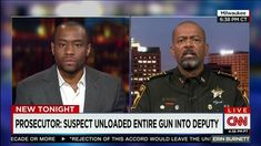 """Listen closely the Sheriff goes to extreme  with his comments on """"Black Lives Movement"""". The he goes to extreme of defending cops.Do you see how this divides? Sheriff Clarke on """"Black Lives Matter"""": """"It's a vile vulgar slimy movement"""""""