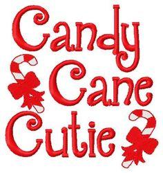 Candy Cane Christmas ❤️❤️❤️