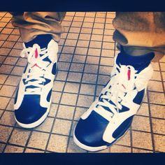 Air Jordan VI Retro #sneakers #airjordan #jordan