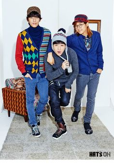 GongChan, Baro & C.NU