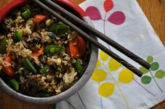 Quinoa Fried Rice by