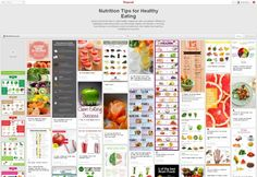 Shareable Pinterest Board: Nutrition Tips for Healthy Eating Spring is the perfect time to share healthy suggestions via your social media accounts! Pinterest lets you educate your patients about making... http://www.mednet-tech.com/newsletter/internet-marketing/pinterest-board-nutrition-tips-for-healthy-eating