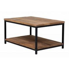 Teak, Iron, Table, House, Furniture, Home Decor, Decor Ideas, Products, Life