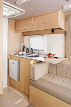 GEM Van Conversion, Camper Conversions - Vantage Motorhomes - best van layout yet