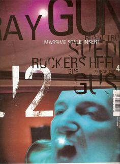U2 Magazine Article Scans - Page 3 - U2 Feedback