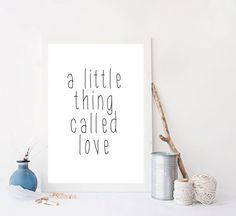 Love posterLove quoteTypography artTypographic by mixarthouse