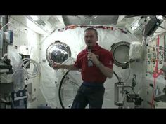 No bodily function is off-limits for Canadian astronaut Chris Hadfield. In this video, he explains that in space, you need REALLY good barf bags.