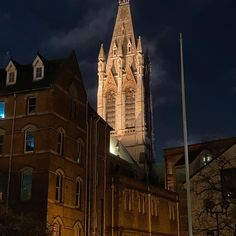 NCAD night light Night Light, Cathedral, Building, Travel, Instagram, Viajes, Buildings, Cathedrals, Destinations