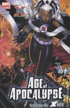 X-Men Age of Apocalypse (2005) 5