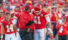 More than mortality at play for Alex Smith and the Chiefs = It was a little strange hearing Kansas City Chiefs head coach Andy Reid talk about quarterback Alex Smith like he was 32 going on 40 years old. His partial explanation for the team's decision to trade up in the first round and draft Texas Tech quarterback Patrick Mahomes with the 10th overall pick left a little more to be desired. However, he does…..