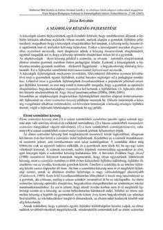 A számolási készség fejlesztése - Kiss Virág - Picasa Webalbumok