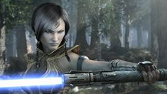 """Star Wars: The Old Republic; """"Choose"""" Cinematic Trailer"""